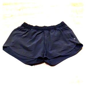 LULULEMON Athletic Lined Shorts size 8